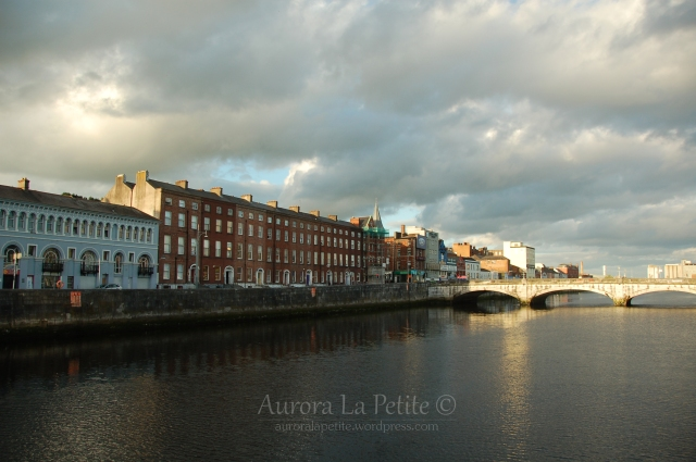 A Sunny Evening on the River Lee