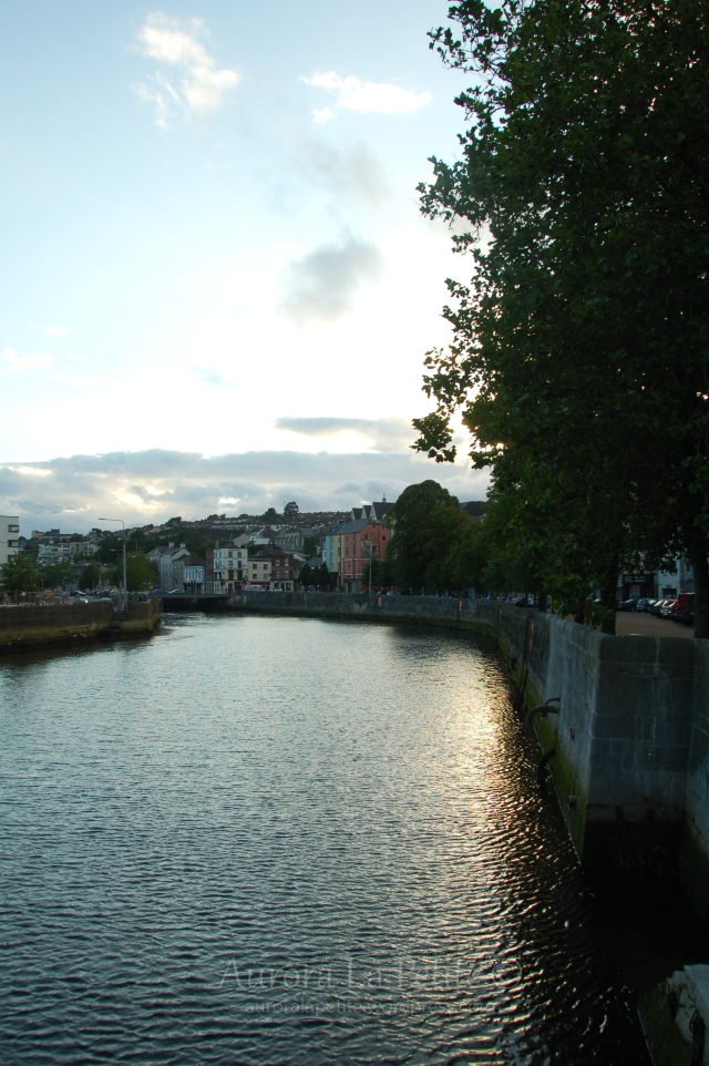 Evening Sunshine in Cork City