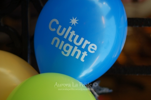 Cork Culture Night Balloons