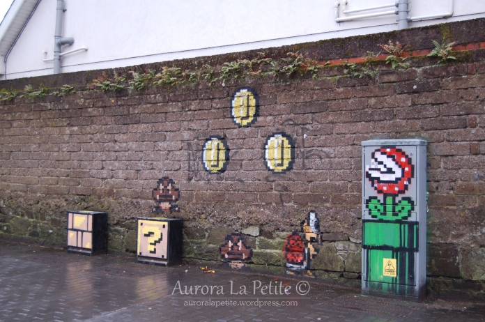 Mario Street Art, Cork City