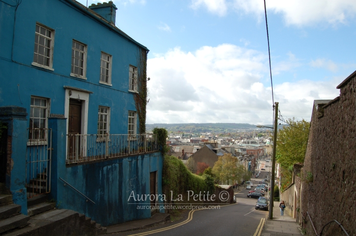 Patrick Street and South Cork View