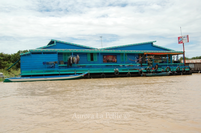 Floating Village Pub