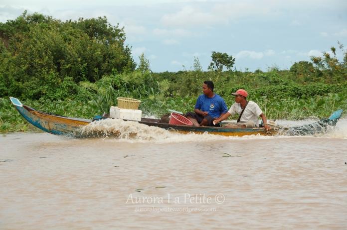 River Boat Cambodia
