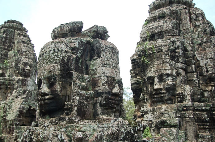 Angkor Thom Sculpture