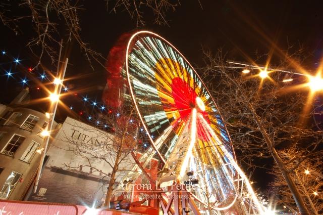 Cork Ferris Wheel